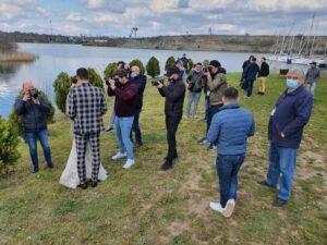 workshop photo shooting