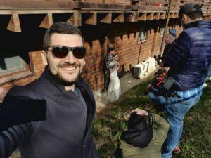 selfie cu actorii de la workshop in actiune